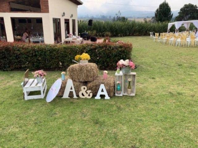 El matrimonio de Andrés y Andrea en Subachoque, Cundinamarca 11