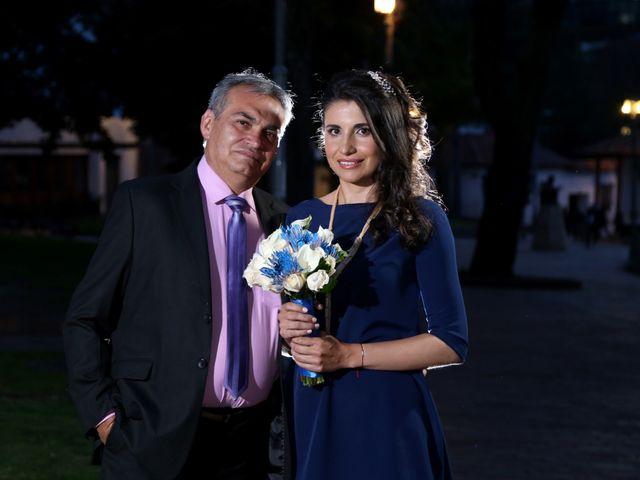 El matrimonio de Julian y Andrea en Bogotá, Bogotá DC 1