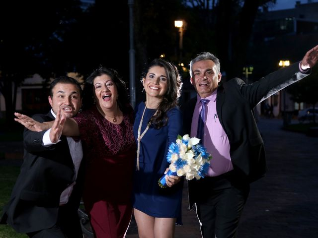 El matrimonio de Julian y Andrea en Bogotá, Bogotá DC 2