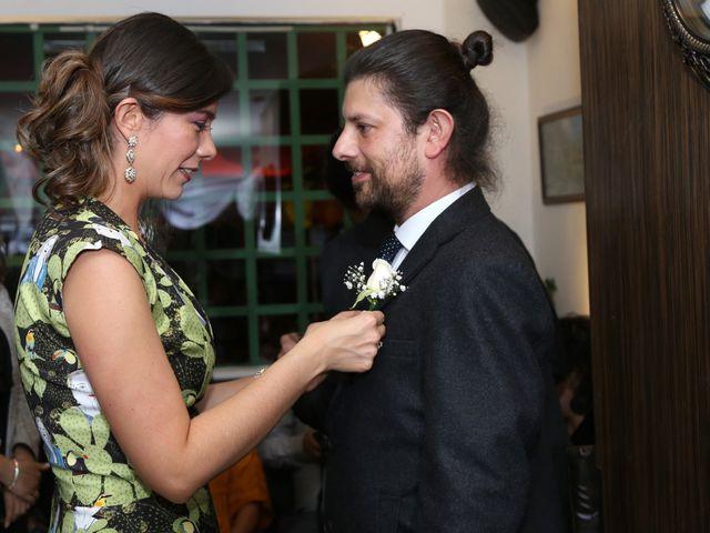El matrimonio de Julian y Andrea en Bogotá, Bogotá DC 6