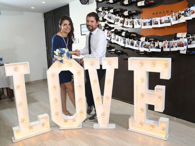 El matrimonio de Julian y Andrea en Bogotá, Bogotá DC 19