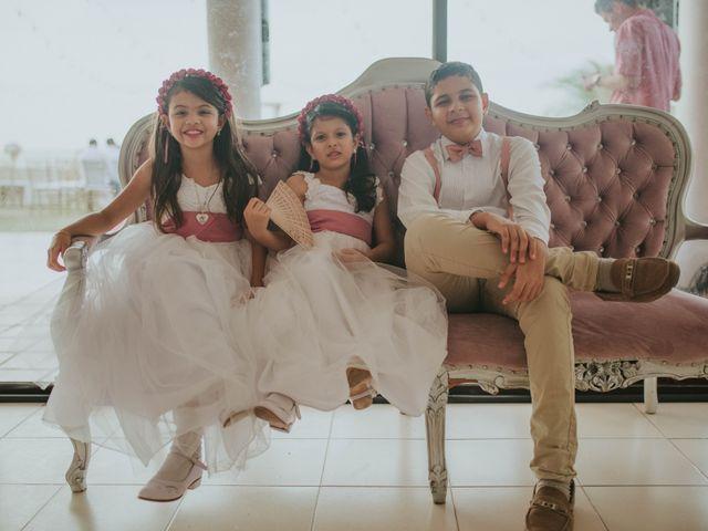 El matrimonio de Jaime  y Yuranys  en Puerto Colombia, Atlántico 38