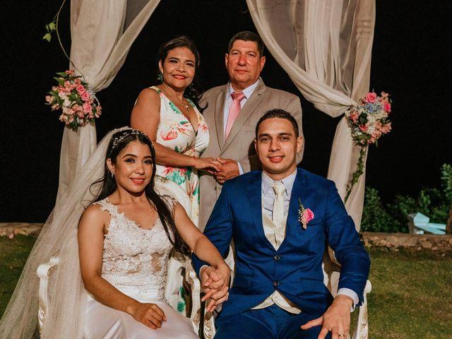 El matrimonio de Jaime  y Yuranys  en Puerto Colombia, Atlántico 45
