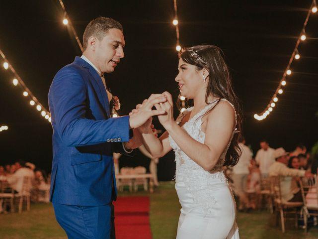 El matrimonio de Jaime  y Yuranys  en Puerto Colombia, Atlántico 49