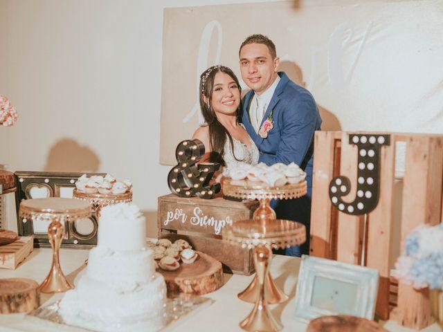 El matrimonio de Jaime  y Yuranys  en Puerto Colombia, Atlántico 51