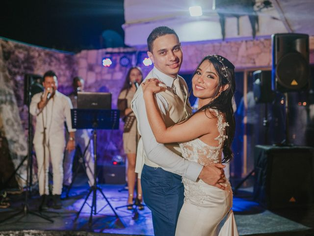 El matrimonio de Jaime  y Yuranys  en Puerto Colombia, Atlántico 52