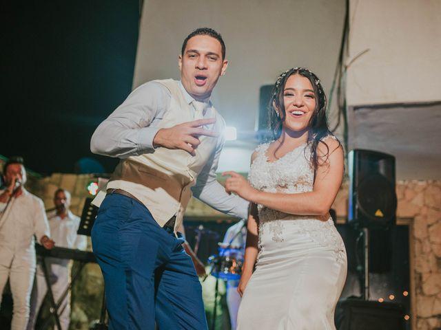 El matrimonio de Jaime  y Yuranys  en Puerto Colombia, Atlántico 53