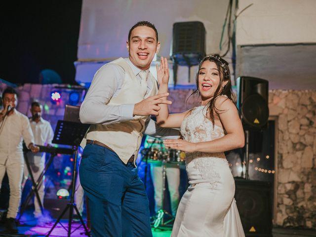 El matrimonio de Jaime  y Yuranys  en Puerto Colombia, Atlántico 54