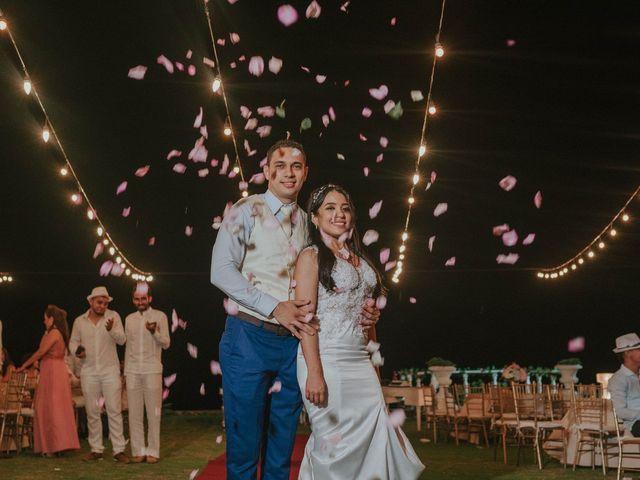 El matrimonio de Jaime  y Yuranys  en Puerto Colombia, Atlántico 56