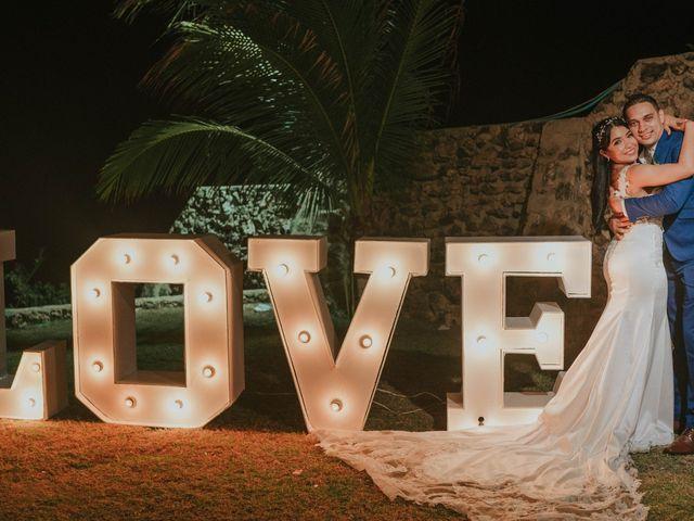 El matrimonio de Jaime  y Yuranys  en Puerto Colombia, Atlántico 61