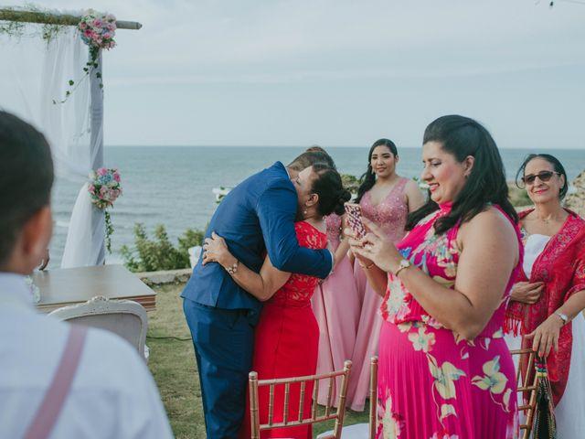 El matrimonio de Jaime  y Yuranys  en Puerto Colombia, Atlántico 64