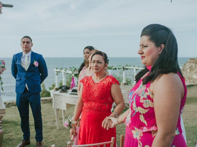 El matrimonio de Jaime  y Yuranys  en Puerto Colombia, Atlántico 65