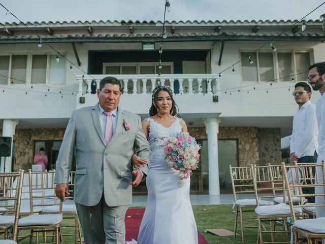El matrimonio de Jaime  y Yuranys  en Puerto Colombia, Atlántico 67