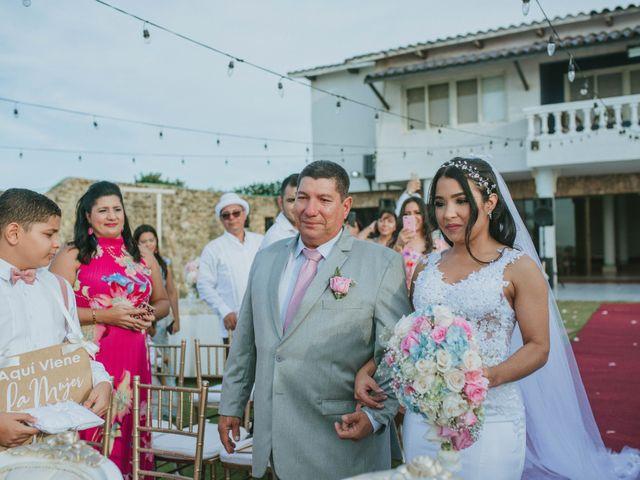 El matrimonio de Jaime  y Yuranys  en Puerto Colombia, Atlántico 69