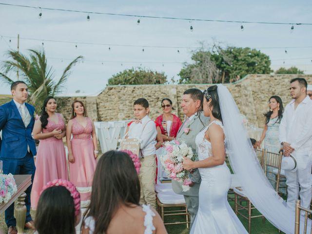 El matrimonio de Jaime  y Yuranys  en Puerto Colombia, Atlántico 71