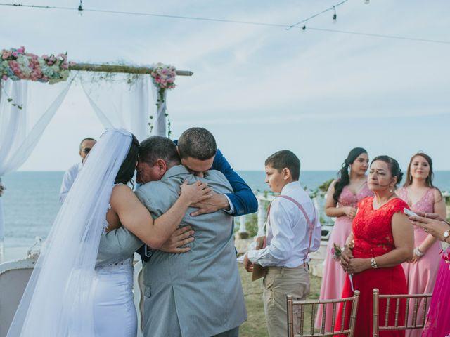 El matrimonio de Jaime  y Yuranys  en Puerto Colombia, Atlántico 72