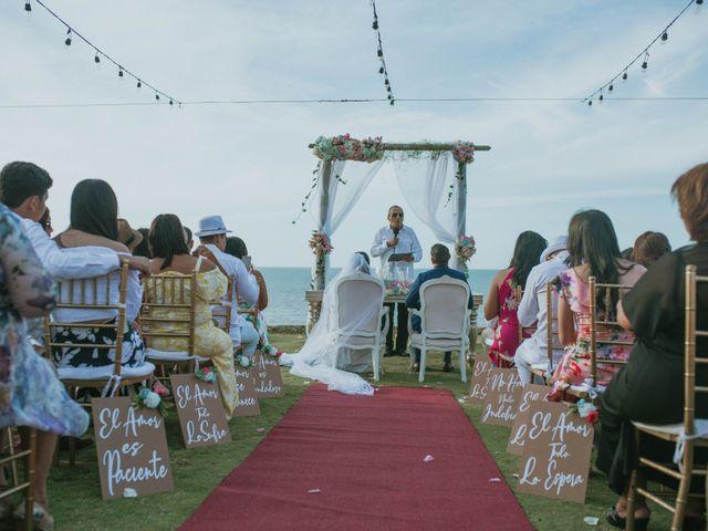 El matrimonio de Jaime  y Yuranys  en Puerto Colombia, Atlántico 73