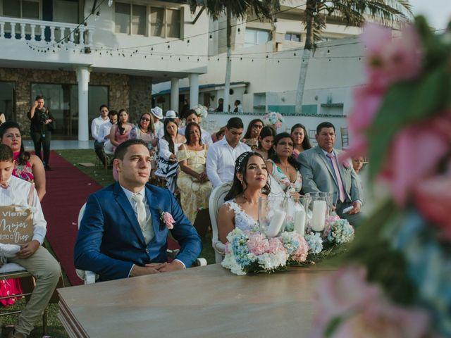 El matrimonio de Jaime  y Yuranys  en Puerto Colombia, Atlántico 74