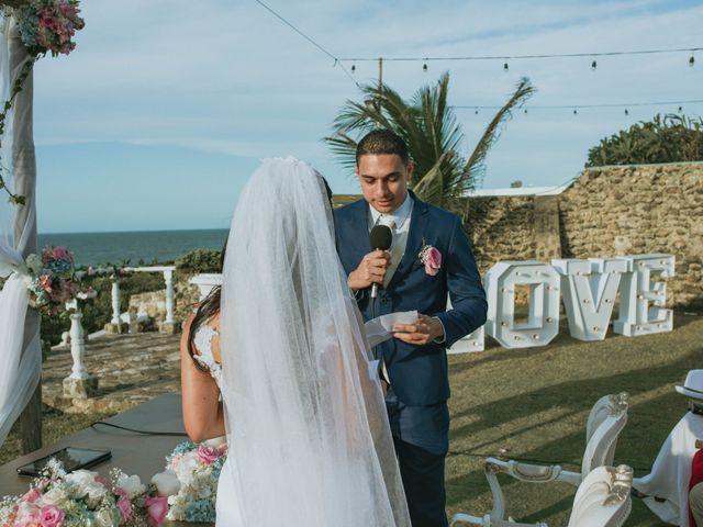 El matrimonio de Jaime  y Yuranys  en Puerto Colombia, Atlántico 75