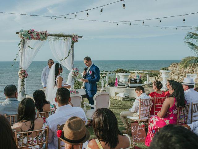 El matrimonio de Jaime  y Yuranys  en Puerto Colombia, Atlántico 76