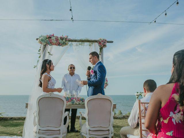 El matrimonio de Jaime  y Yuranys  en Puerto Colombia, Atlántico 77