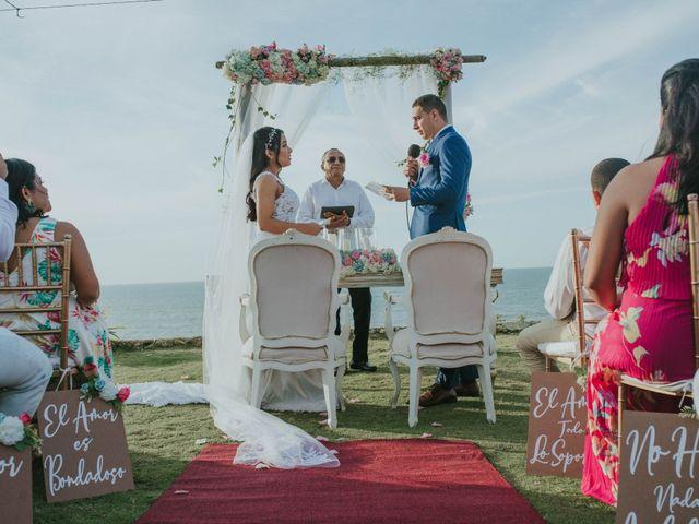 El matrimonio de Jaime  y Yuranys  en Puerto Colombia, Atlántico 78