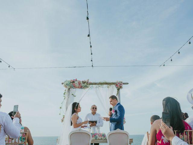 El matrimonio de Jaime  y Yuranys  en Puerto Colombia, Atlántico 79