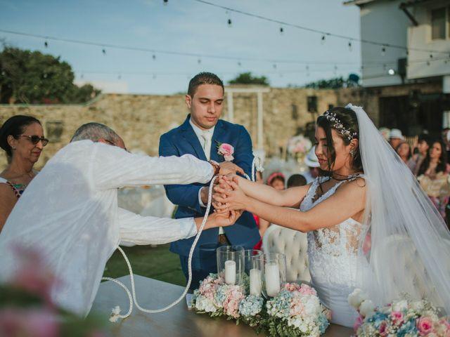 El matrimonio de Jaime  y Yuranys  en Puerto Colombia, Atlántico 80
