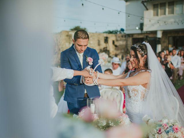 El matrimonio de Jaime  y Yuranys  en Puerto Colombia, Atlántico 81