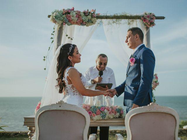 El matrimonio de Jaime  y Yuranys  en Puerto Colombia, Atlántico 84