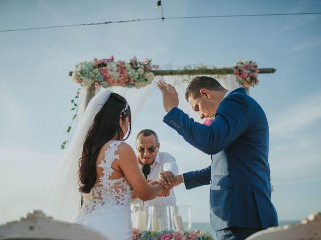 El matrimonio de Jaime  y Yuranys  en Puerto Colombia, Atlántico 86