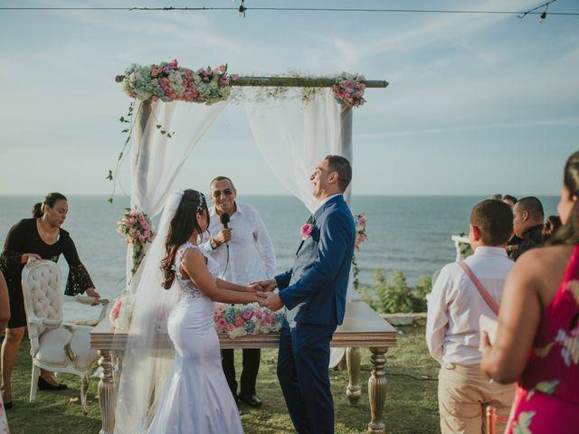 El matrimonio de Jaime  y Yuranys  en Puerto Colombia, Atlántico 87