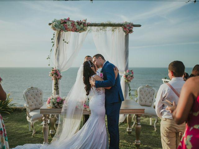 El matrimonio de Jaime  y Yuranys  en Puerto Colombia, Atlántico 88