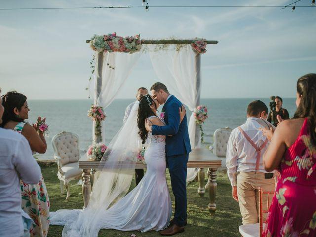 El matrimonio de Jaime  y Yuranys  en Puerto Colombia, Atlántico 89