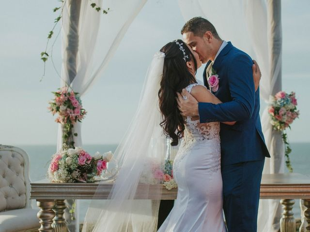 El matrimonio de Jaime  y Yuranys  en Puerto Colombia, Atlántico 90