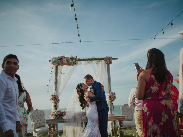 El matrimonio de Jaime  y Yuranys  en Puerto Colombia, Atlántico 91