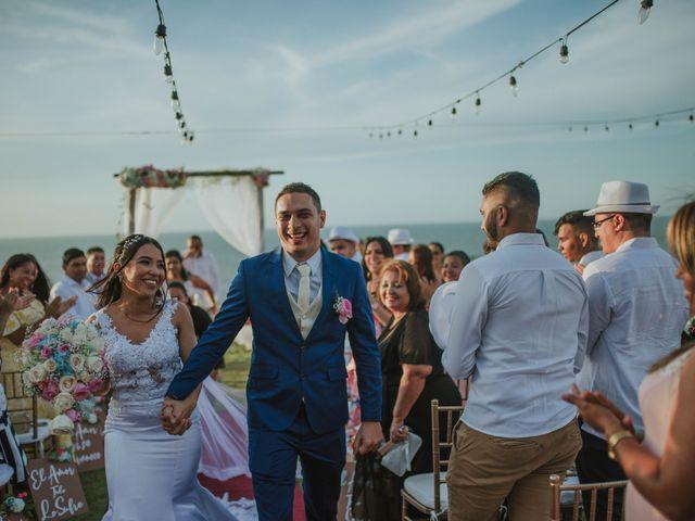 El matrimonio de Jaime  y Yuranys  en Puerto Colombia, Atlántico 93