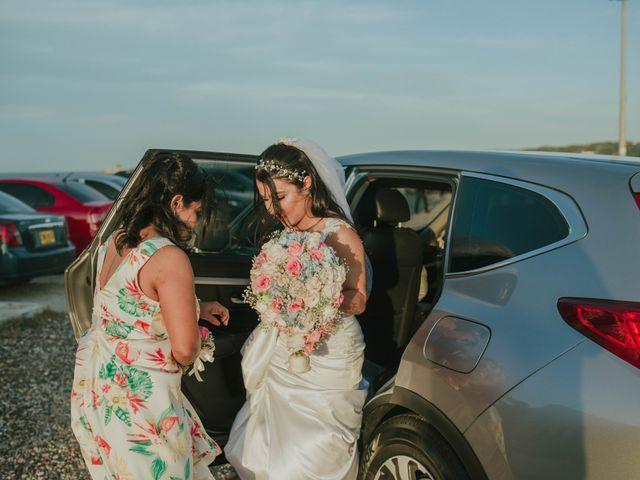 El matrimonio de Jaime  y Yuranys  en Puerto Colombia, Atlántico 95