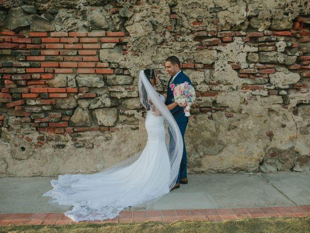 El matrimonio de Jaime  y Yuranys  en Puerto Colombia, Atlántico 96