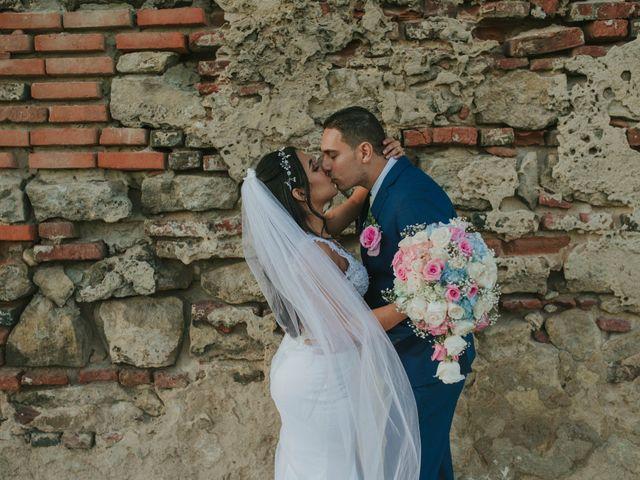 El matrimonio de Jaime  y Yuranys  en Puerto Colombia, Atlántico 97