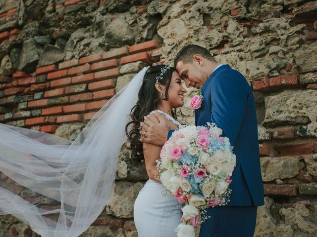 El matrimonio de Jaime  y Yuranys  en Puerto Colombia, Atlántico 98