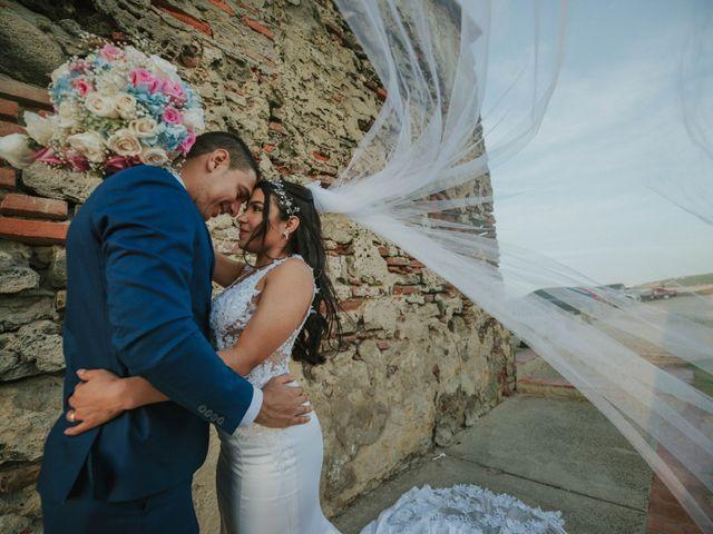 El matrimonio de Jaime  y Yuranys  en Puerto Colombia, Atlántico 100