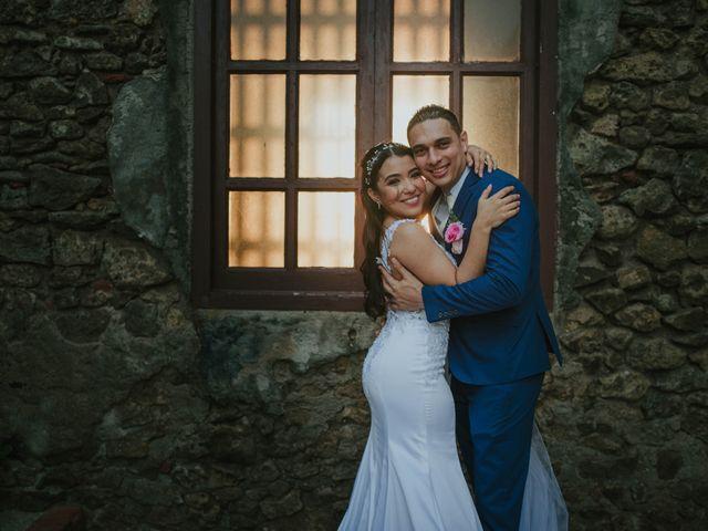 El matrimonio de Jaime  y Yuranys  en Puerto Colombia, Atlántico 106