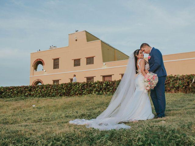 El matrimonio de Jaime  y Yuranys  en Puerto Colombia, Atlántico 109