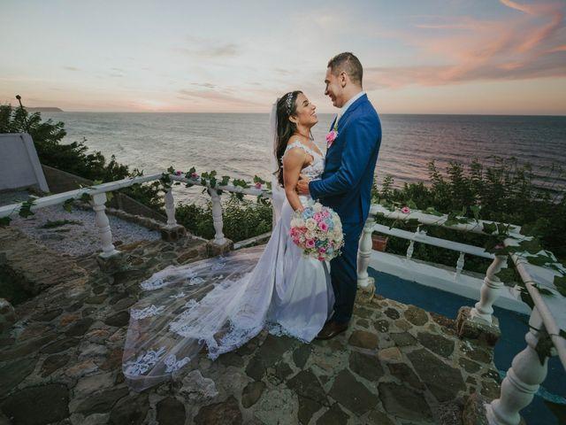 El matrimonio de Jaime  y Yuranys  en Puerto Colombia, Atlántico 114