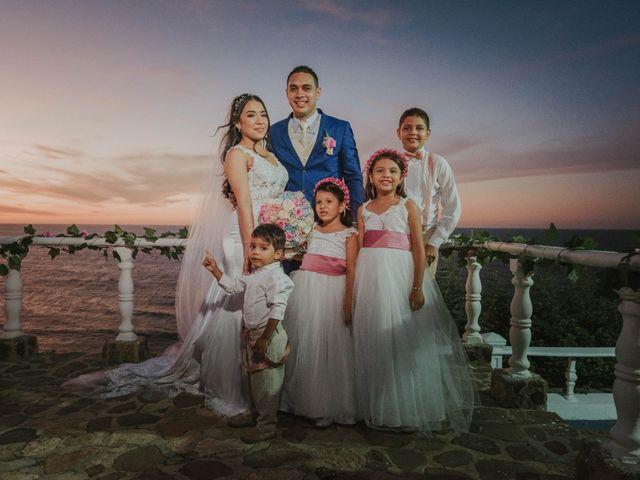El matrimonio de Jaime  y Yuranys  en Puerto Colombia, Atlántico 116
