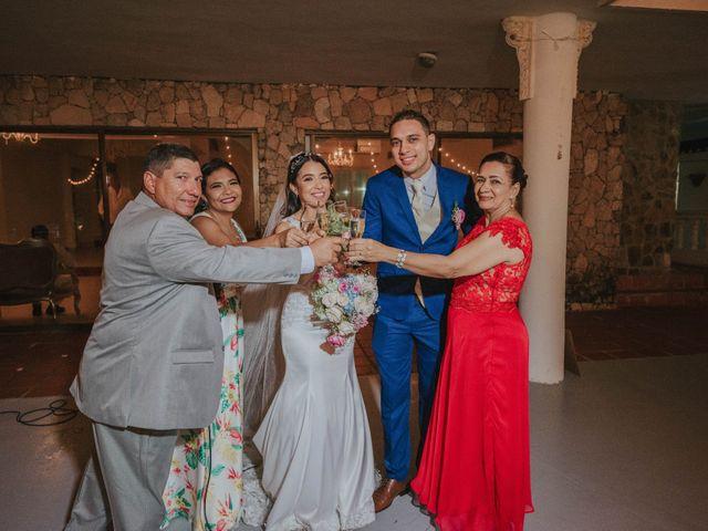 El matrimonio de Jaime  y Yuranys  en Puerto Colombia, Atlántico 119