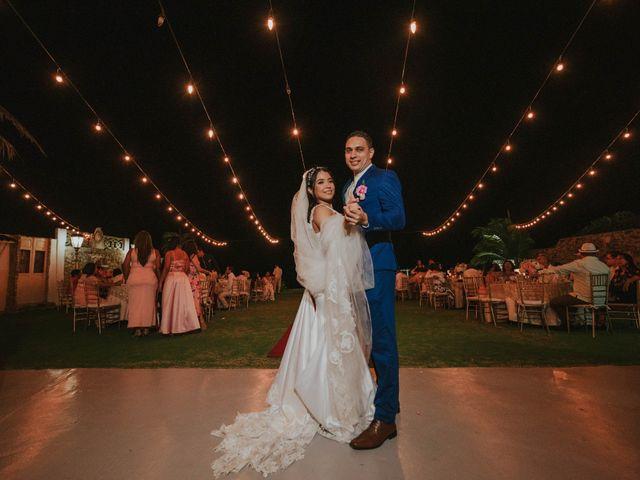 El matrimonio de Jaime  y Yuranys  en Puerto Colombia, Atlántico 123