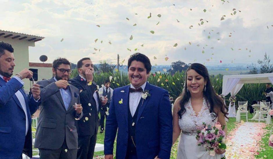 El matrimonio de Andrés y Andrea en Subachoque, Cundinamarca