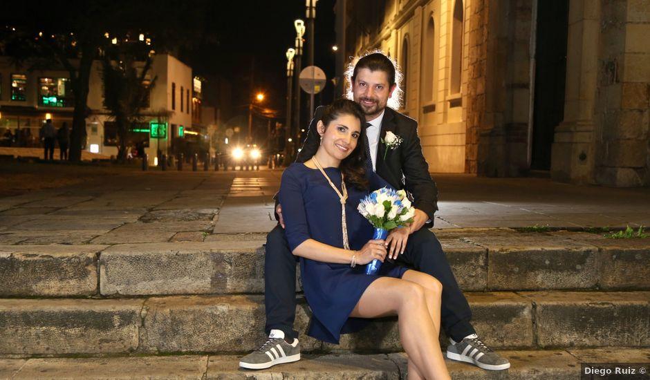 El matrimonio de Julian y Andrea en Bogotá, Bogotá DC